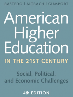 america higher ed